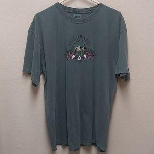 VTG Colorado Rocky Mts XL T Shirt